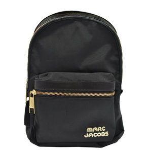 Marc Jacobs Trek Pack Large Nylon Backpack Black